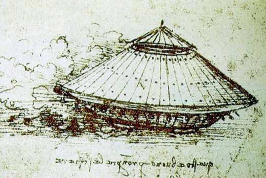 Armoured Car - by Leonardo Da Vinci
