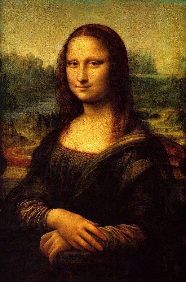 The Mona Lisa - by Leonardo Da Vinci